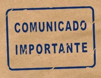 Comunicado funcionamento Liceu Academia e Natação