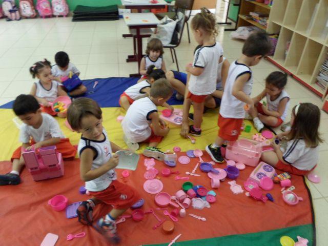 Diversão na Educação Infantil