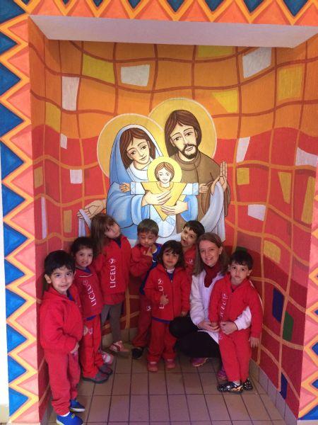 Visita à capela