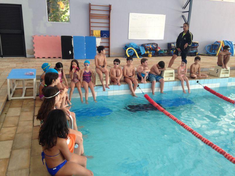 Jogos aquáticos  Corpo e Movimento – Liceu Plural