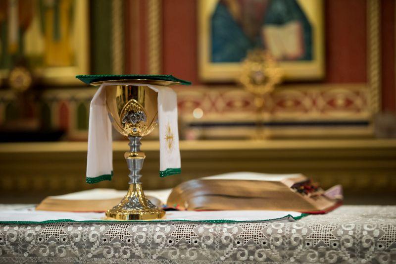 Missa em Ação de Graça – Formandos do Ensino Médio
