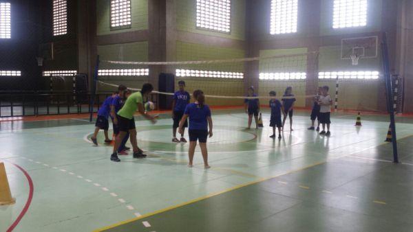 Voleibol no contexto escolar- Liceu Plural