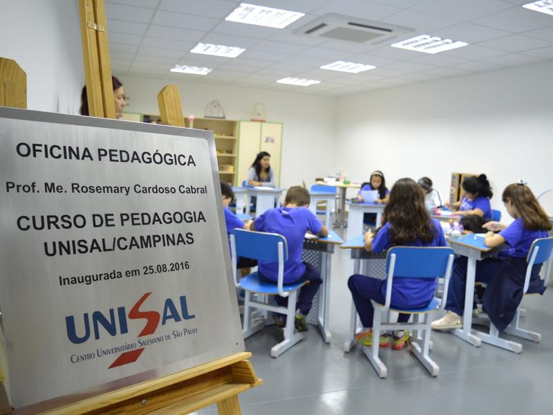 UNISAL E LICEU – PARCERIA NA EDUCAÇÃO!