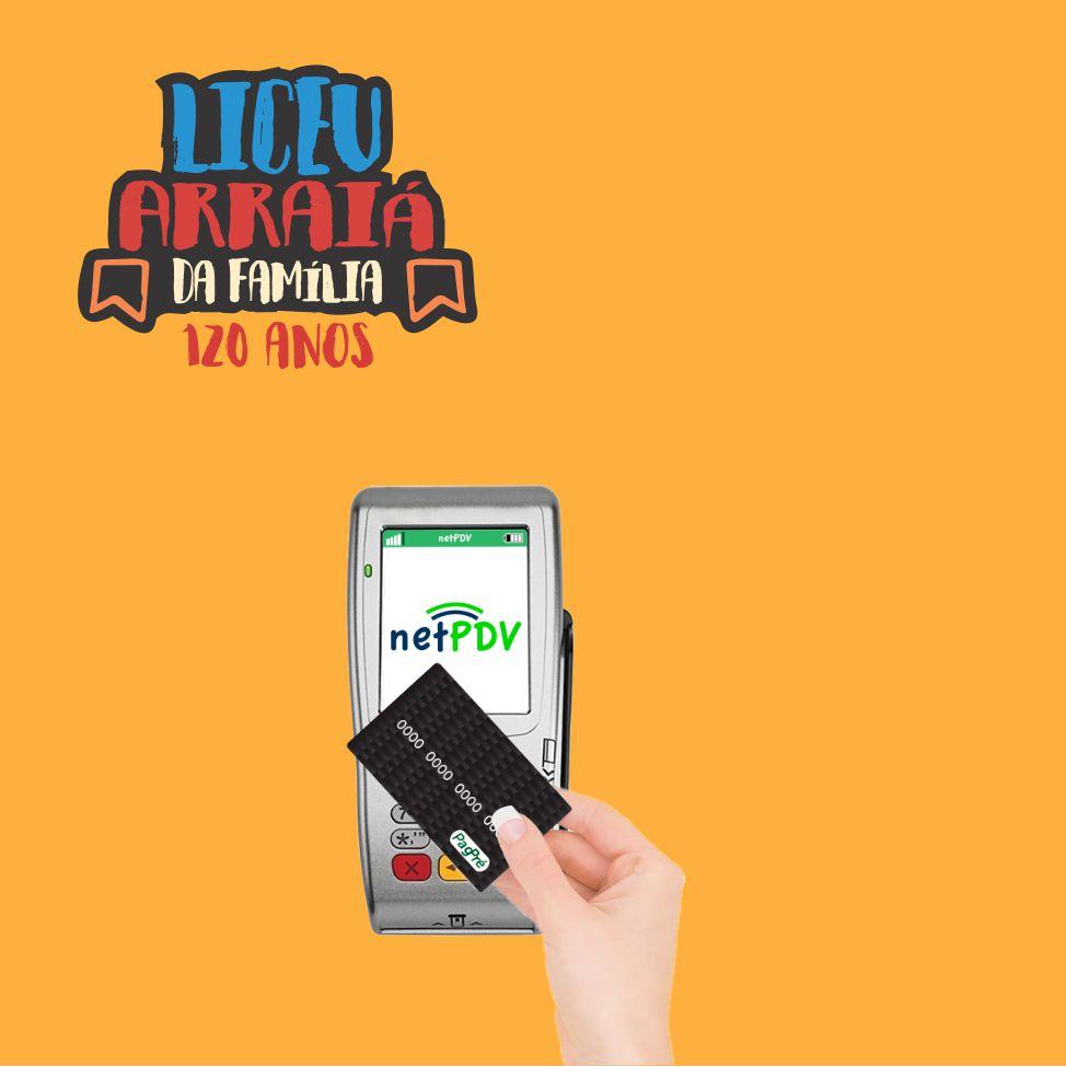 Venda do Cartão Consumação – Festa Junina 2017