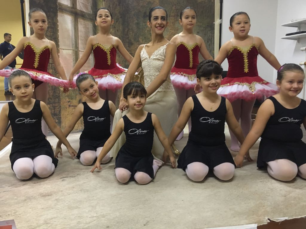 Ballet no Liceu Plural