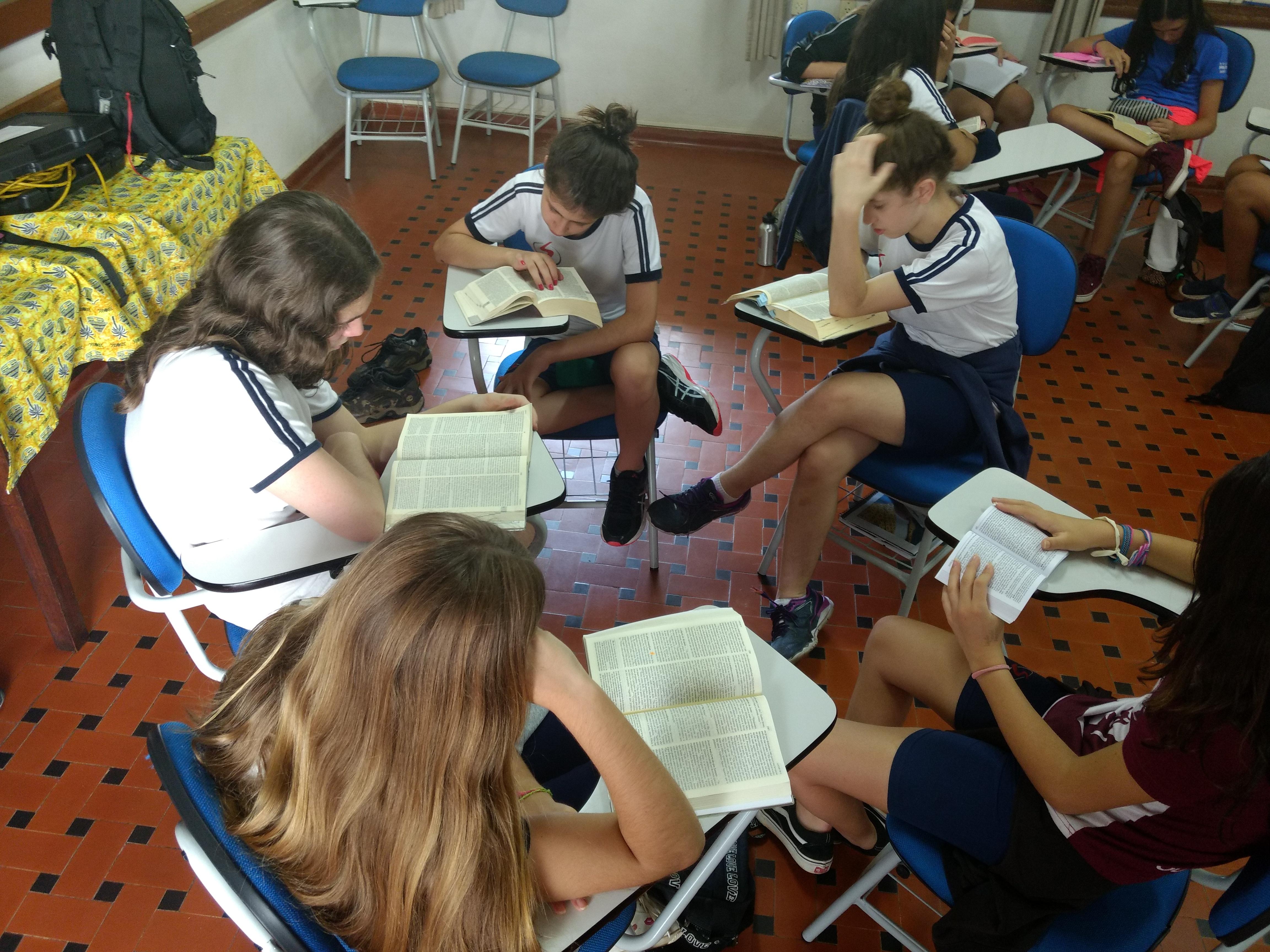 Encontro de Espiritualidade Liceu Salesiano e São José