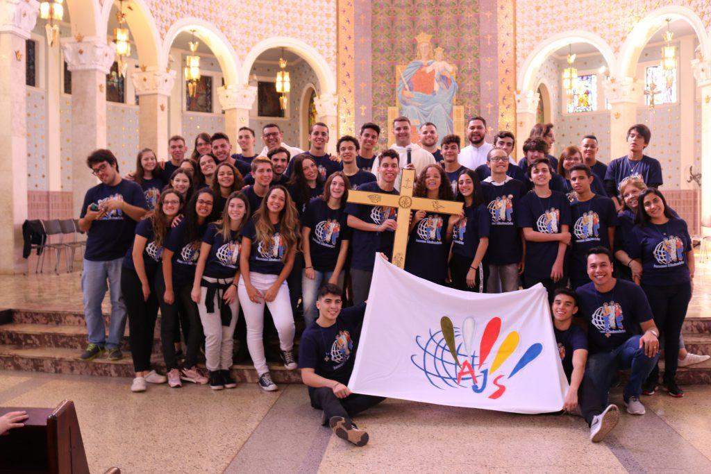 Alunos Colégio Liceu Campinas em Semana Missionária Salesiana