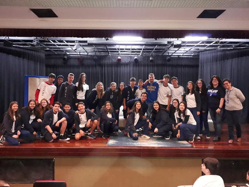 2ª Integração: 9º anos e Ensino Médio