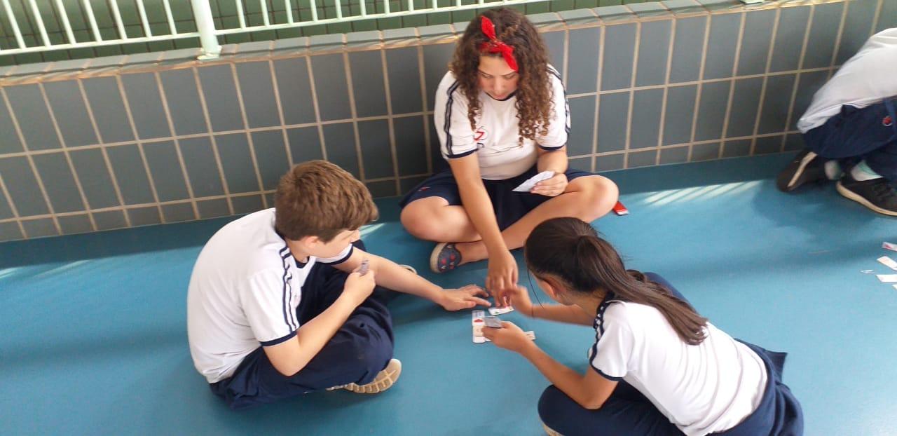 Aprender fração no 5º ano, é pura diversão!