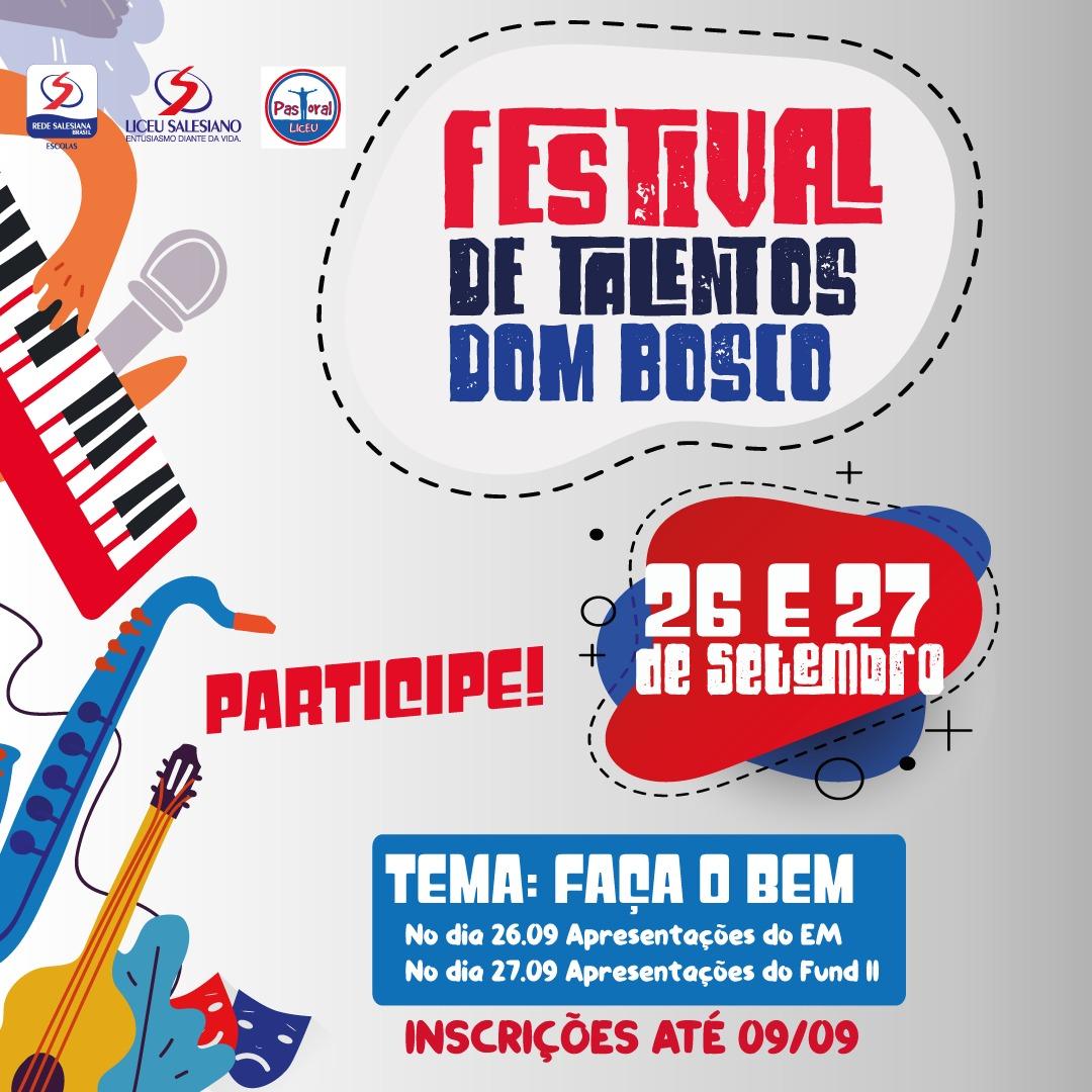 Festival de Talentos Dom Bosco