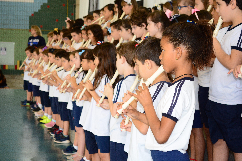 Concerto Musical | Flauta Doce – Ensino Fundamental 1 – 1º e 2º anos