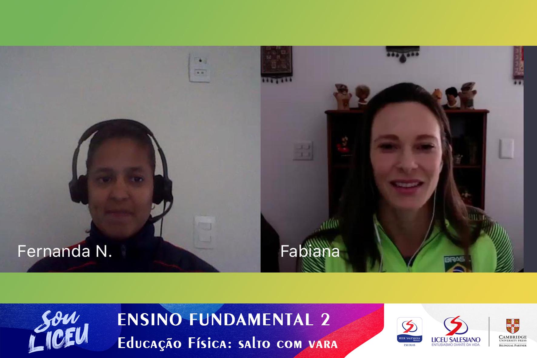 FUND2 | Educação Física – Salto com Vara