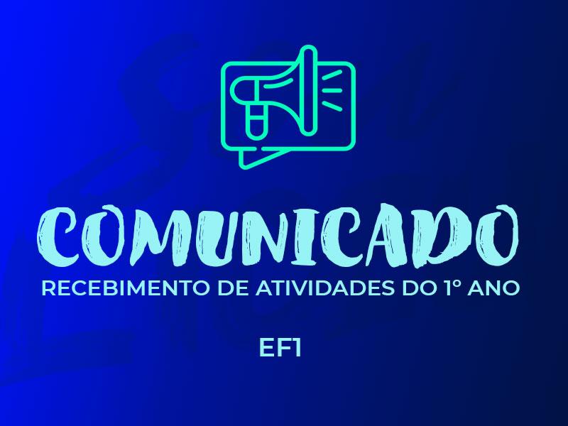 COMUNICADO 71/2020 | EF1