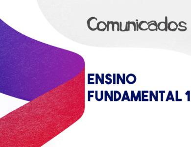 Comunicados Ensino Fundamental 1
