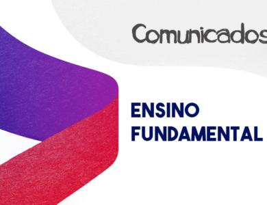 Comunicados Ensino Fundamental 2