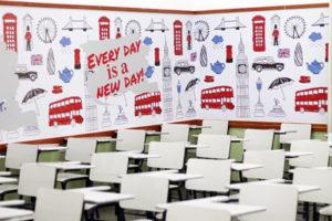 Sala de Inglês